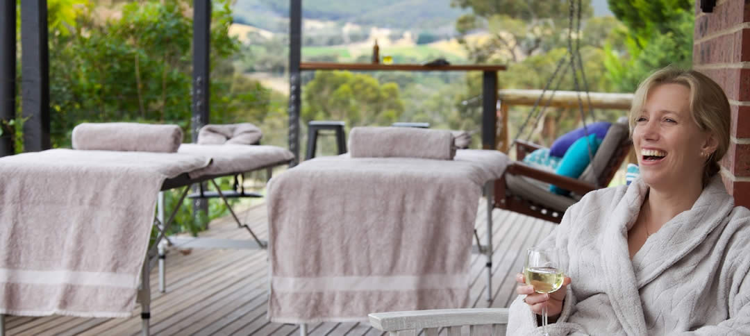 Grevellia Rise Massage Deck